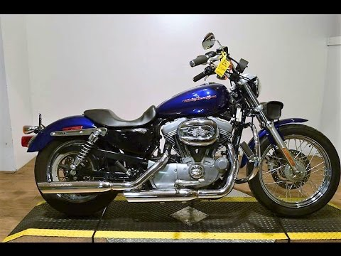 2007 Harley-Davidson Sportster® 883 Low in Wauconda, Illinois