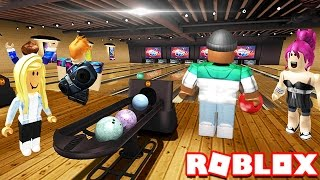 Roblox Bowling Alley In Dubh We Believe Roblox Ro Bowling Free Online Games