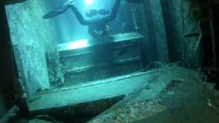 Zenobia Wreck, Cyprus, 2013 - High Quality Mp3 high definition - Ranked TOP 10 of the worlds best Wreck Dives