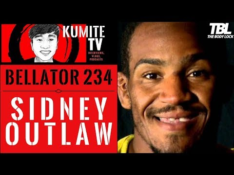 Sidney Outlaw says Jorge Masvidal taught him to be selfless, humble
