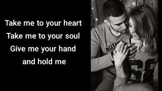 Take Me To Your Heart Song Lyrics - YouTube