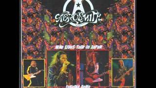 Aerosmith Kiss your past good bye Fukuoka 1998