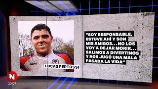 """AUDIO de un RUGBIER acusado del CRIMEN de FERNANDO: """"DESTRUIMOS UNA FAMILIA"""" - Telefe Noticias"""