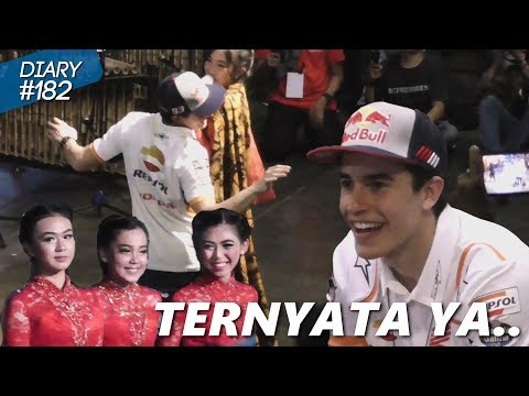 Dua Hari Marc Marquez Di Bandung Begini Neh.. [Full Vlog feat BobbyStuntrider]