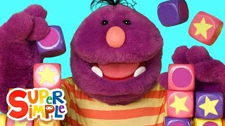 Learn About Patterns with Milo The Monster