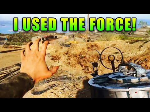 I Used The Force In Battlefield V | Stream Highlights