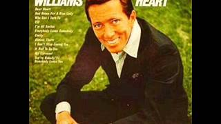 """Andy Williams: """"Dear Heart"""""""