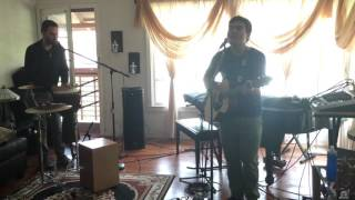 0% Interest (Jason Mraz Cover)[At Home Rehearsal] by Aaron Oswald ft. Mark Mekailian