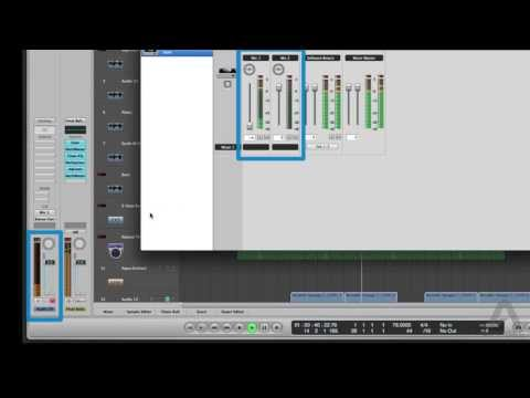 Apogee Duet - How to use the Low Latency Mixer