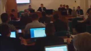 preview picture of video '4. zasedání Zastupitelstva města Znojma (23. 2. 2015)'