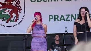 Prleški sejem 2018 - Nika Zorjan, BQL in skupina Kingston