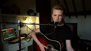 SHE BURNS   Foy Vance Acoustic Cover By Tim Newman