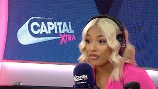 Stefflon Don Talks Breaking The US, 'Secure' Mixtape & More On Homegrown With Robert Bruce