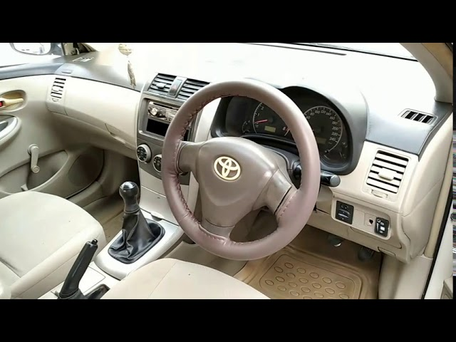 Toyota Corolla XLi VVTi 2012 for Sale in Lahore