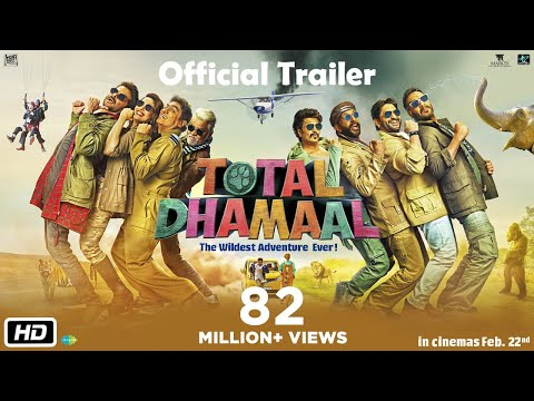 Total Dhamaal - Movie Trailer Image