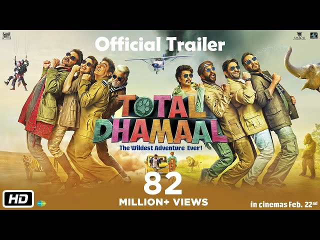 Total Dhamaal Movie Review: This Film Expects You to Wipe Clean Your Memory Before Entering Theatre