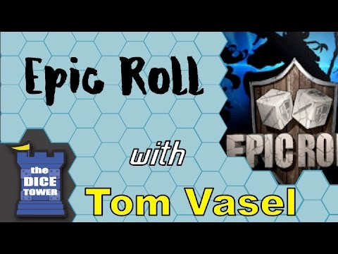 Dice Tower Reviews: Epic Roll