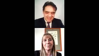 Décimas jornadas sobre enseñanza del Derecho: conferencia de Silvia Nonna y Juan Antonio Seda