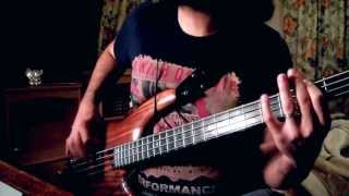 Anthrax - The Devil you know - Bass Cover