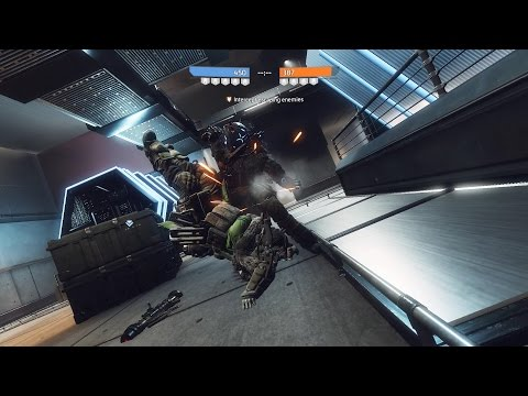 Titanfall 2 Late Hit new Execution Gameplay