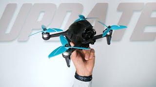 DJI FPV Drone Update v01.02.0000 Fly Any Better?