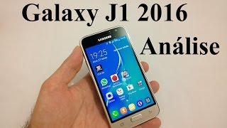 GalaxyJ12016AnáliseCompletaReviewBRASIL