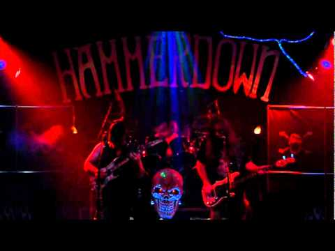 Hammerdown metal gods