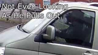 KU59DKJ - Runs Me Off The Road - Accident? - Lupus Rides