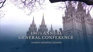 April 2020 General Conference Sunday Morning Session