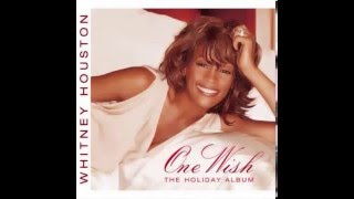 Whitney Houston   One Wish The Holiday Album 2016