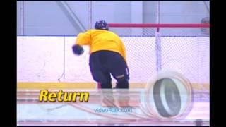 Смотреть онлайн Как двигаться спиной вперед на коньках
