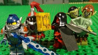 LEGO NEXO KNIGHTS - THE BOOK OF DECEPTION