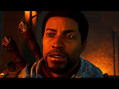 SHADOW OF WAR: Desolation of Mordor DLC All Cutscenes (Game Movie) PS4 PRO 60FPS