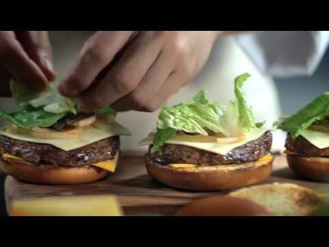 McDonald's® Signature Collection Cheesy Champignon Angus Burger TV commercial