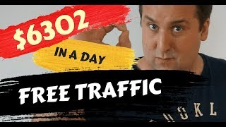 6k Profit In One Day With FREE YouTube Traffic (Super Simple)