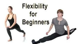 Flexible in 5 Minutes: Daily Beginner Stretching Routine! by JeromeFitness