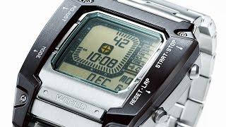Trailer orologio WIRED
