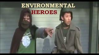 School Projects: Environmental Heroes