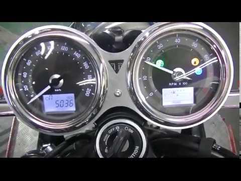 BONNEVILLE T120/トライアンフ 1200cc 神奈川県 リバースオート相模原