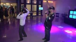 אולפני לי-רון - ראפ מצווה - דרשה בסגנון ראפ לבר מצווה + הופעה עם ראפר מקצועי
