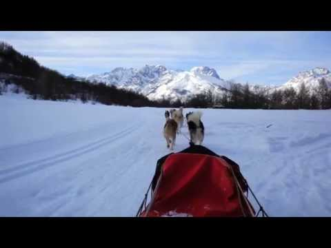 Un hiver au Pays des Ecrins