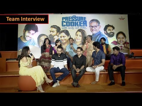 Pressure Cooker Movie Team Interview