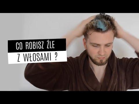 Swędzenie koloru skóry i wypadanie włosów