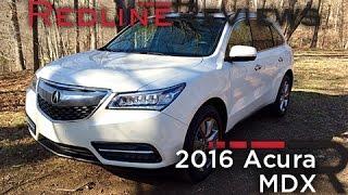 Acura MDX (YD3) 2013 - 2020