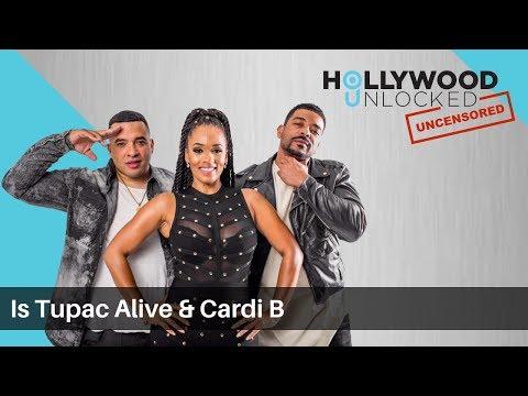 Jason Lee & Giovanni Talk Tupac Being Alive & Cardi B on Hollywood Unlocked [UNCENSORED]