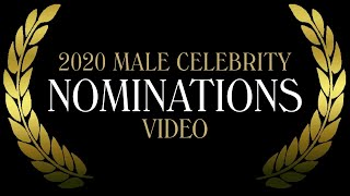 The 100 Most Handsome Faces of 2020 -- Male Celebrity Nominations