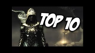 Топ 10 мечей| SKYRIM Special Edition| Моды на скайрим|