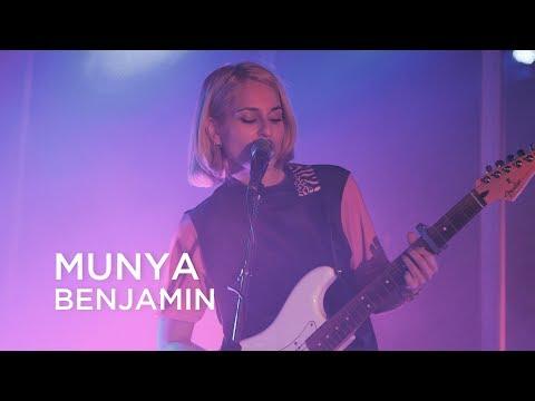 Munya Benjamin First Play Live