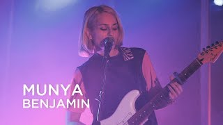 MUNYA | Benjamin | First Play Live