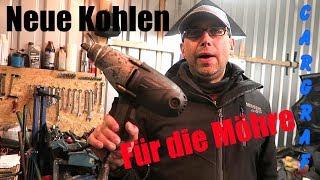 Hesselink PIW 1000 Schlagschrauber - Neue Kohlen für die Möhre